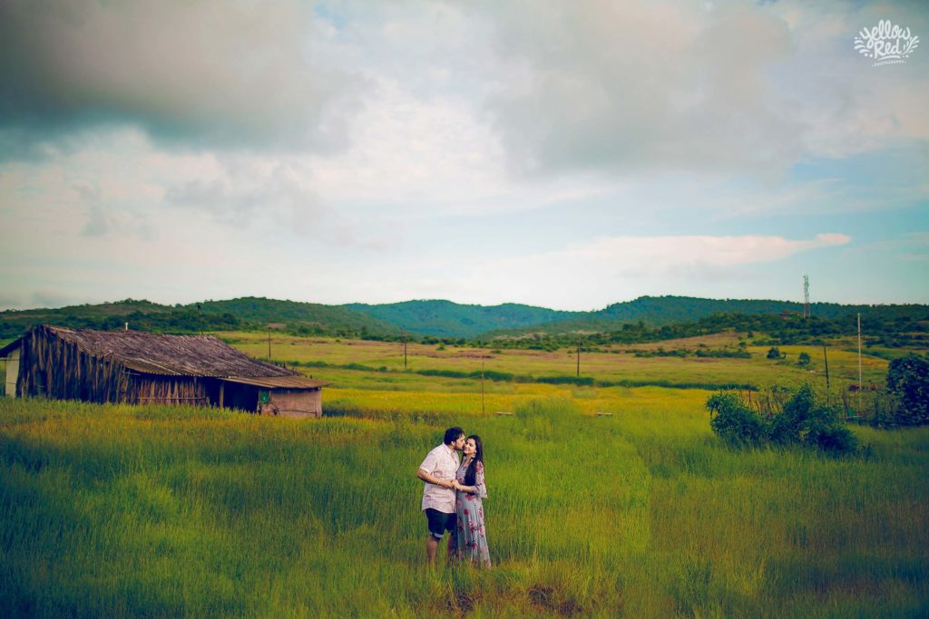 14 Picturesque Pre-Wedding Photoshoot Places in Bangalore